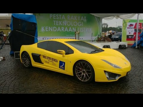 Best electric cars made in indonesia