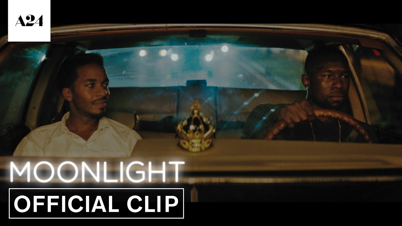 Moonlight Classic Man Official Clip Hd A24 Youtube