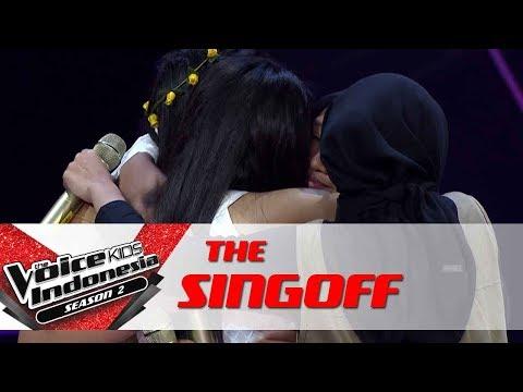 Coach Agnez Mo Memilih..| Sing Off | The Voice Kids Indonesia Season 2 GTV 2017