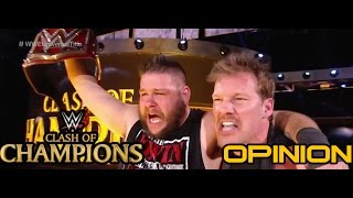 WWE Clash of Champions 2016 - Opinión - Loquendo (SW3000)