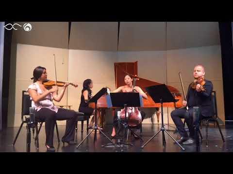 Wolfgang Amadeus Mozart - Piano Quartet in E-flat Major, K. 493, III. Allegretto