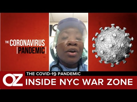 Inside The Medical War Zone In NYC