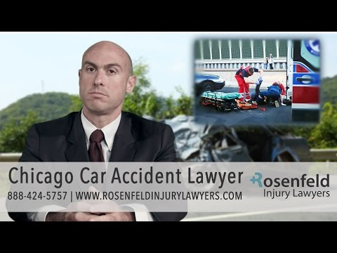 Chicago Car Accident Lawyer – Rosenfeld Injury Lawyers