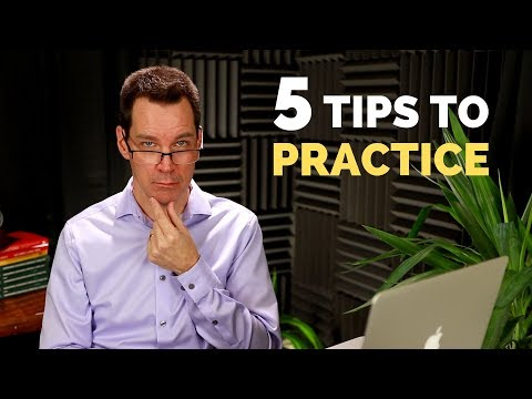 How To Practice A Speech Or Presentation