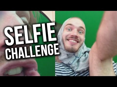 Thumbnail: THE SELFIE CHALLENGE - (Fridays With PewDiePie - Part 98)