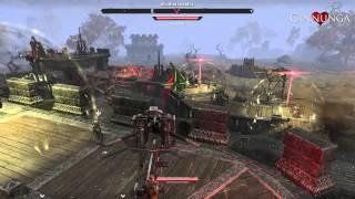 The Longest Siege, 20 vs 100+ Templar PvP in Elder Scrolls Online