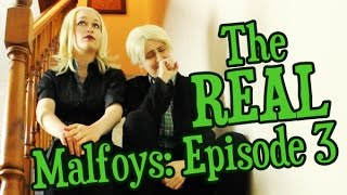 the real malfoys episode 3 in the name of the father
