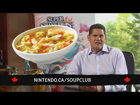 [YTP] Reggie Announces Canada's Soup Club
