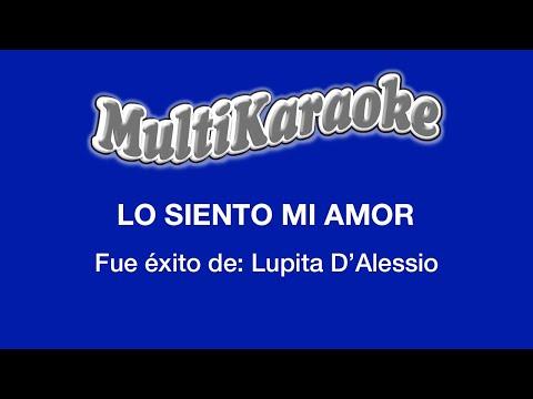 Multi Karaoke - Lo Siento Mi Amor