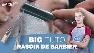 BIG TUTO - Rasoir de barbier (shavette)