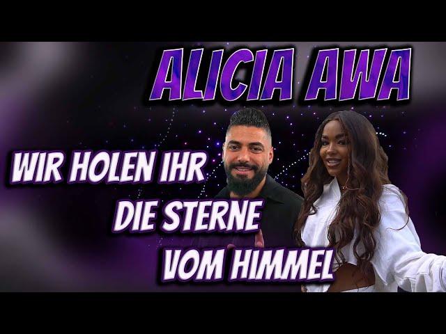 ✨Wir holen Alicia die Sterne vom Himmel✨