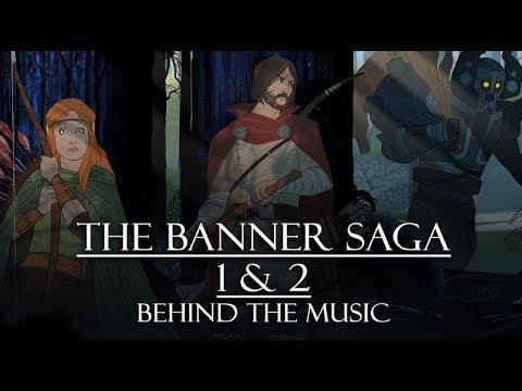 THE BANNER SAGA 1 & 2 - Behind The Music