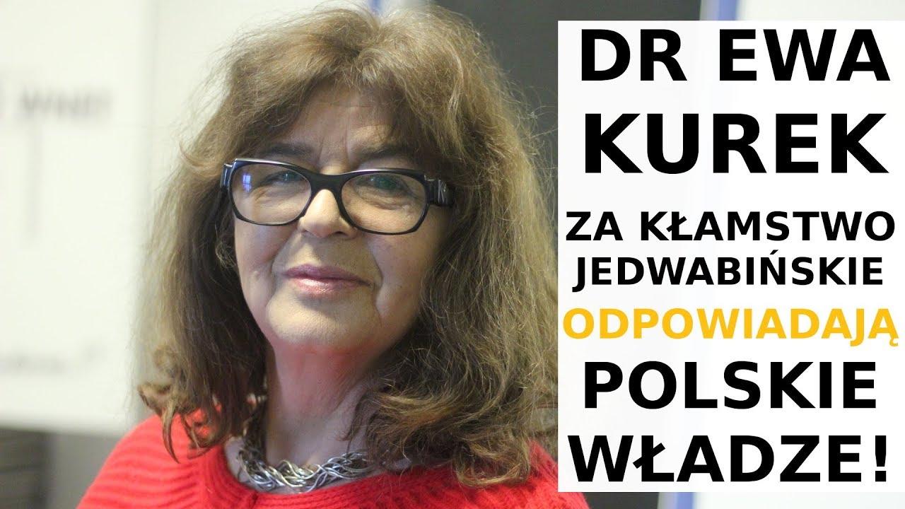 Dr Ewa Kurek, prof. J.R. Nowak u Gadowskiego: Od Jedwabnego zaczęło się grillowanie Polaków