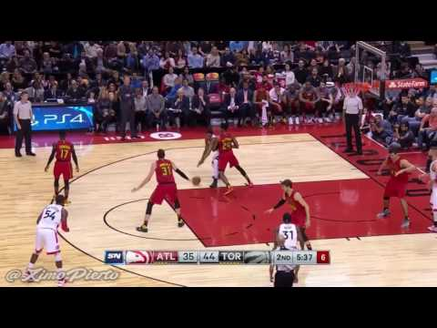 Atlanta Hawks vs Toronto Raptors   Full Game Highlights   December 3, 2016   2016 17 NBA Season