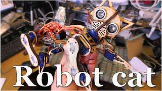 Робот-кот своими руками