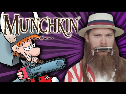 Munchkin - With Smooth McGroove - Table Flip