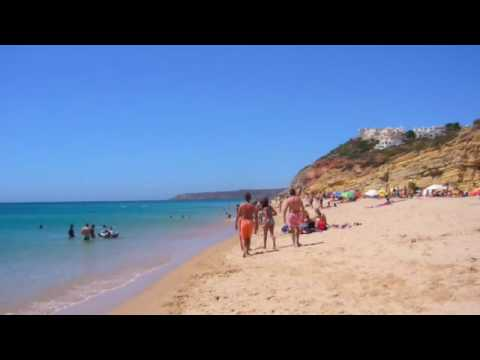 Salema beach western Algarve holiday rentals villas and apartments to rent