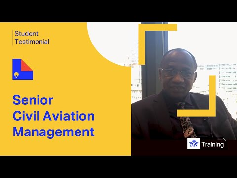 IATA Training - Senior Civil Aviation Management