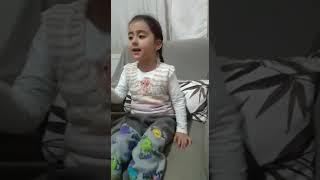 Adı Gibi Melek :) Ne Güzel Türkü Söylüyor :)