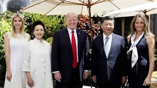 What history will Xi and Trump make?