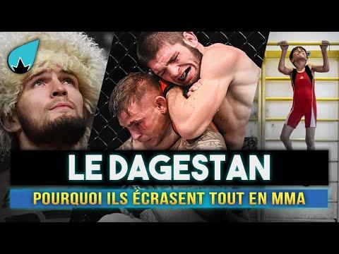 Lutte, Khabib & culture du combat - pourquoi le Dagestan écrase tout en MMA?