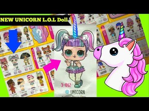 NEW Unicorn LOL Surprise dolls Series 3 Wave 2 Big Sisters LOL surprise Boy dolls Pearl Surprise