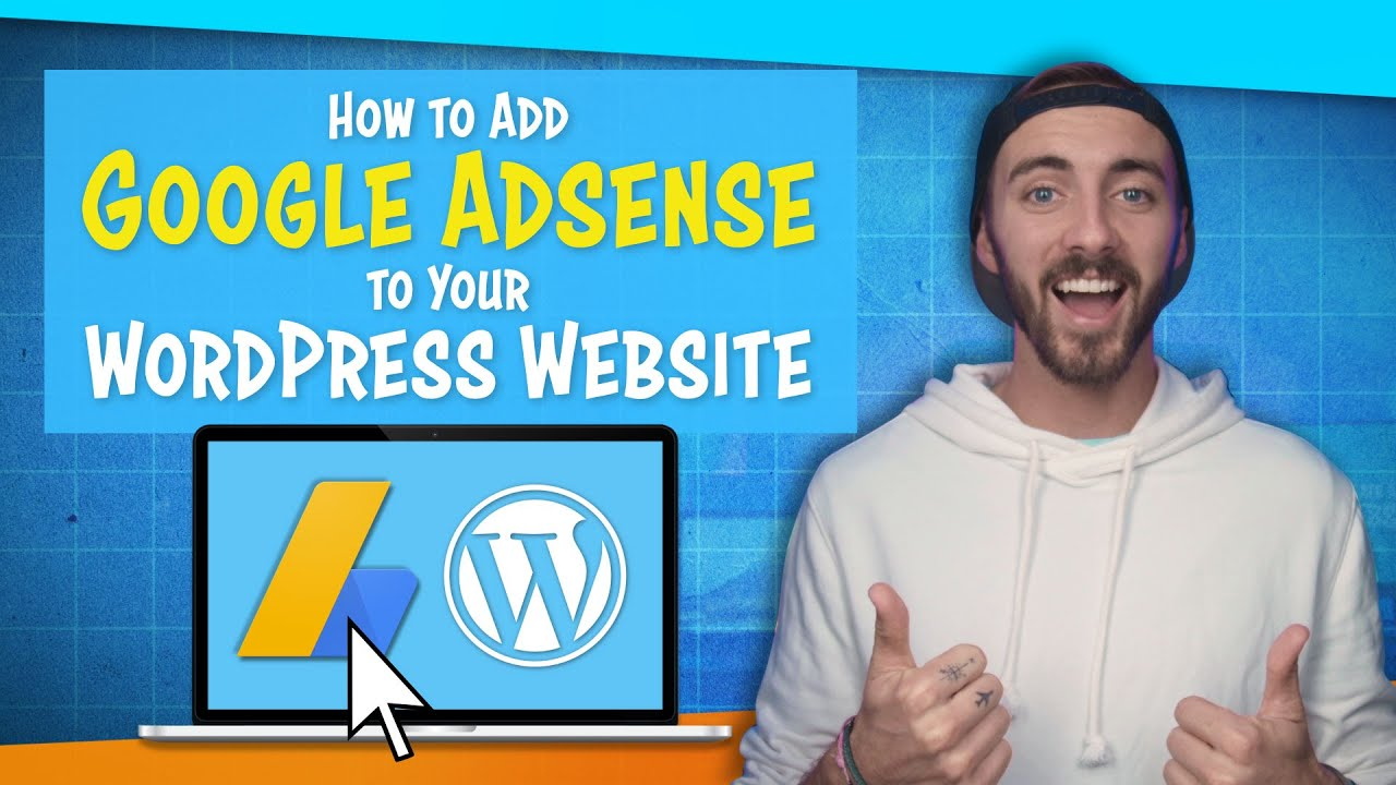 How to Add Google AdSense to Your WordPress Website | STEP-BY-STEP