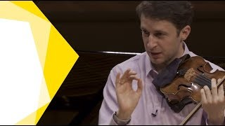 MASTERCLASS with Noah Bendix-Balgley / Mozart: Violin Concerto No.4