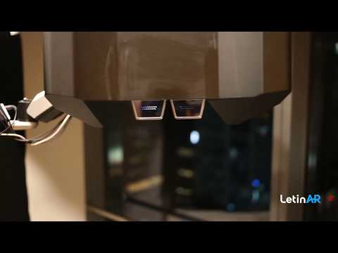LetinAR Multi Pin Mirror Lens Test A / 레티널 멀티 핀미러 테스트 A