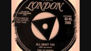 The Clovers - All About You