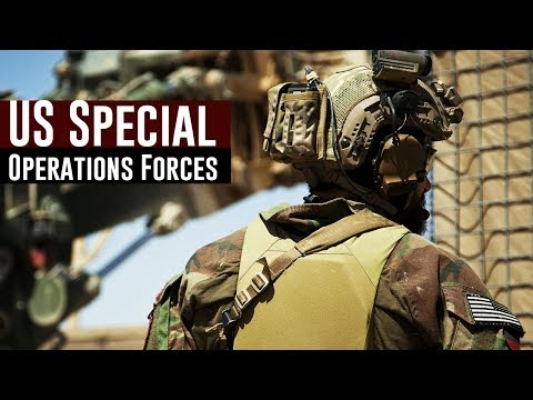 United States Special Operations Forces •  2017