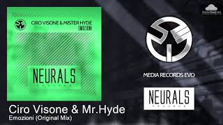 NRL009S Ciro Visone & Mr.Hyde - Emozioni (Original Mix) [Trance]