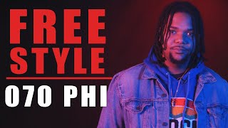 070 Phi Freestyle — What I Do