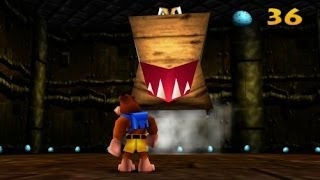 Banjo-Kazooie (Xbox Live Arcade) 100% Walkthrough Part 8 - Rusty Bucket Bay