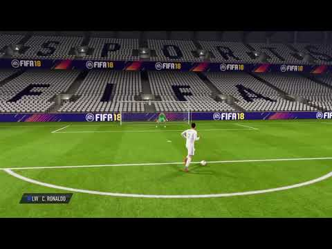 Fifa 18 How to get good at finishing