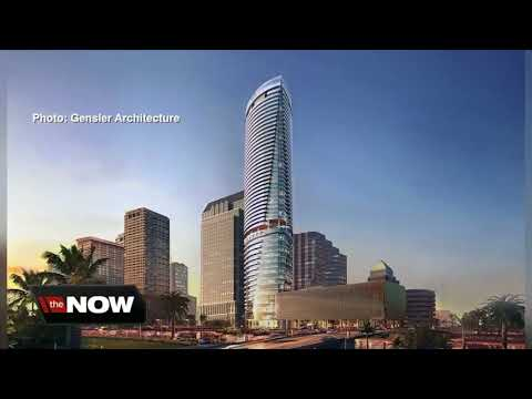 Planned 50+ story Riverwalk Tower to change Tampa's skyline