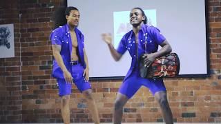 Sami Obama - Live Ethiopian Bahil Dance Performance in Melbourne Australia