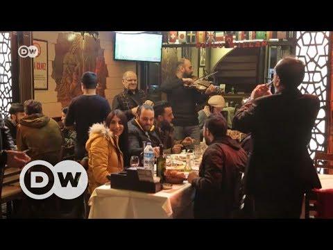 Rakı fiyatları meyhane kültürünü değiştirdi - DW Türkçe