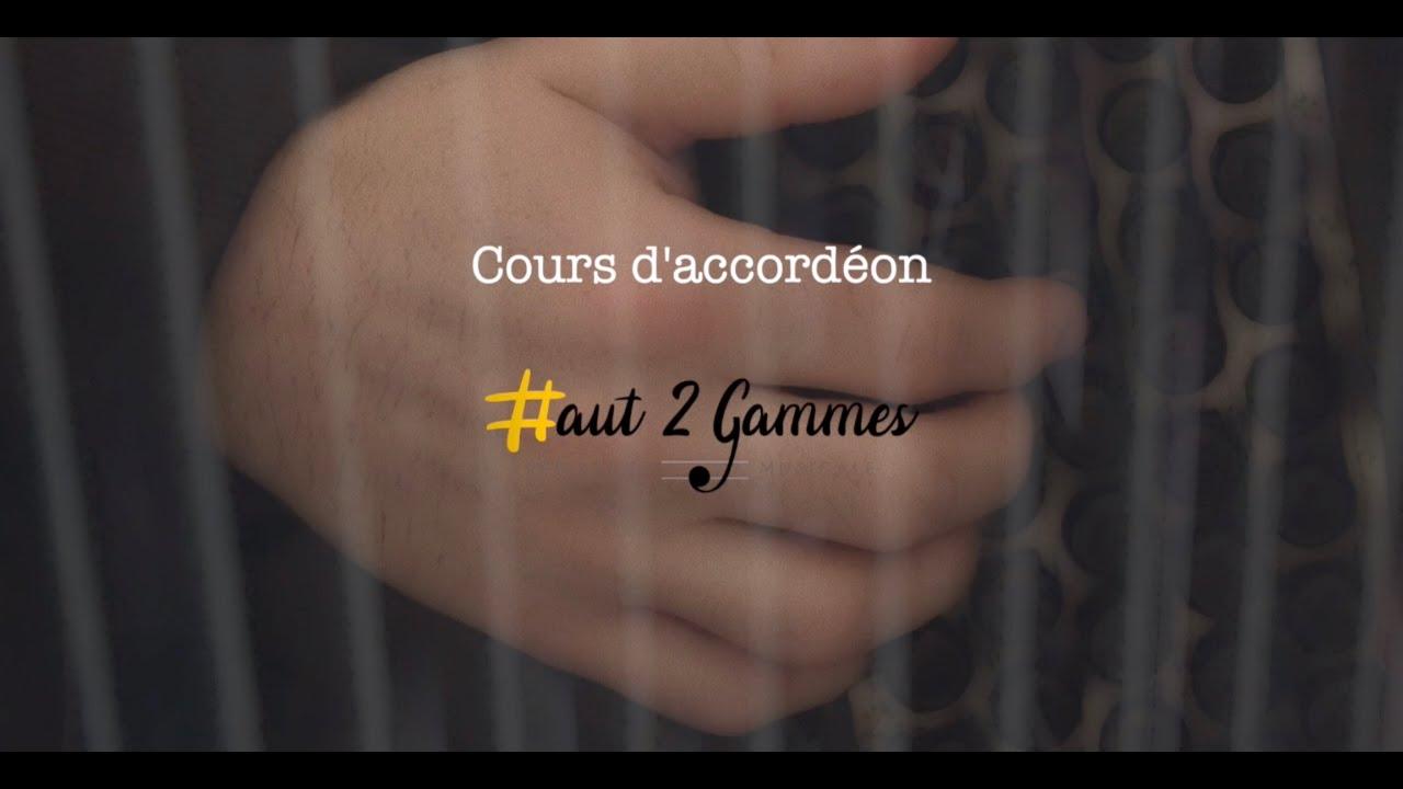 Apprendre l'accordéon 1 - Cours 1 : Les bases