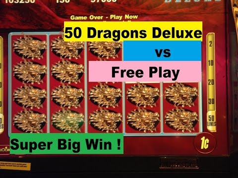 Video 50 dragons slots online game