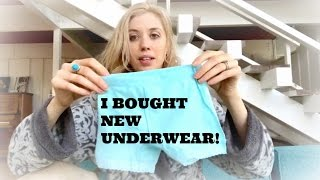 CHECK OUT MY AWESOME NEW PANTIES! | LAURA CLERY