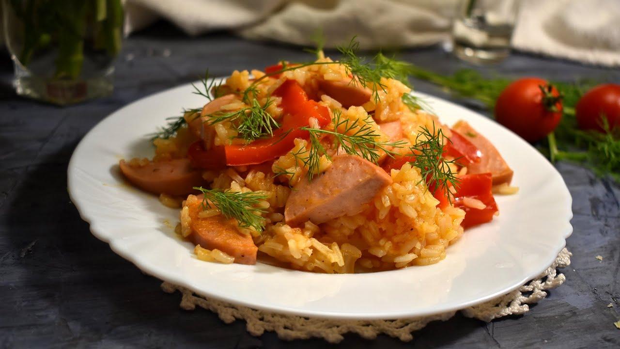 ДЖАМБАЛАЙЯ - Вкусный рецепт приготовления Риса!!!
