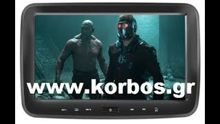 VM 149 PHONOCAR 10 INCHES MONITOR DVD/USB/SD www.korbos.gr