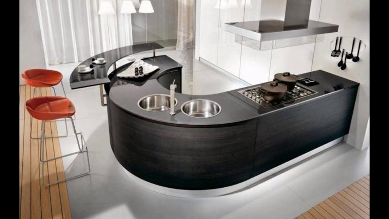Las 40 mejores ideas sobre cocinas con barras modernas for Barras modernas