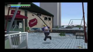 SOS The Final Escape (Disaster Report) PS2 Longplay