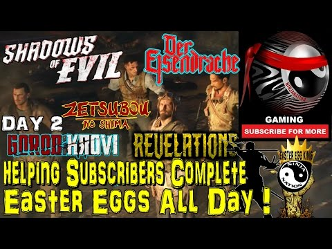 """BO3 ZOMBIES 