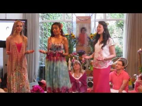 Celebração da Primavera - Sintonia da Mãe Divina