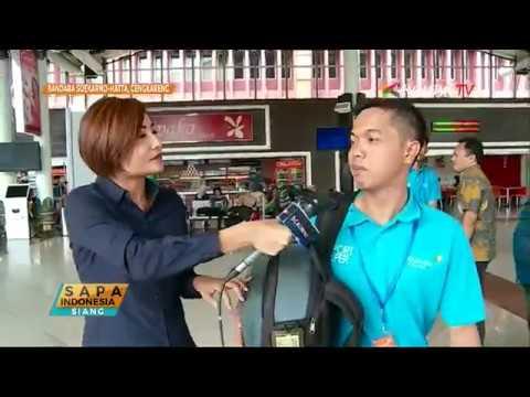 Kini Jasa Porter di Bandara Soekarno-Hatta Gratis