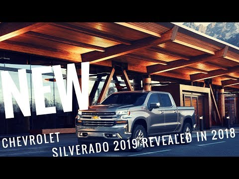 Breaking News: All New Chevy Silverado 2019 Detailed Video | Features