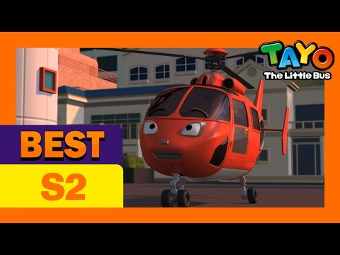 Air, the Brave Helicopter l Popular Episode l Tayo the Little Bus l S2 #21